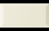 Monocolor brillo bisel marfil 20x10, Monopole
