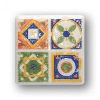 Настенный декор Quartet 1 115x115 / 8mm