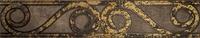 Настенный бордюр Palacio ornament 598x115 / 10mm