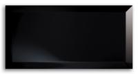 Настенная плитка Piccadilly Black 1 598x298 / 12,8mm