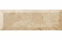 Mistral crema brillo bisel 30x10, Monopole