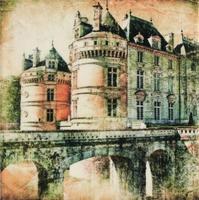 Настенный декор Castle 200 x 200 mm