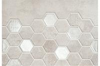 Настенный декор Magnetia hexa B 360 x 250 mm