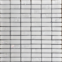 Настенная мозаика 8 mm, A-MGL08-XX-057