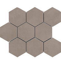 Настенная мозаика Modern Taupe Hex 300 x 300 mm