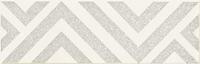 Настенная плитка Burano bar white C 237 x 78 mm