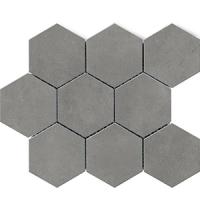 Напольная мозаика Factor Grafit Hex 300x300 mm