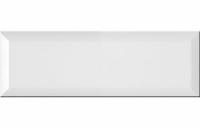 Monocolor brillo bisel blanco 30x10, Monopole
