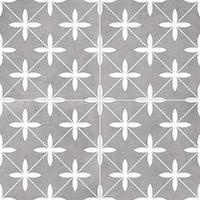 Напольная плитка Poole grey 450x450 (225x225) mm