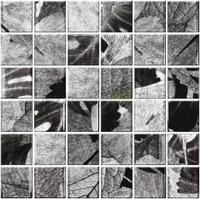 Настенная мозаика 8 mm, A-MGL08-XX-041