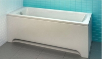 Ванна акриловая Ravak SET DOMINO PLUS, 170х75 белая