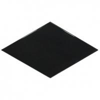 Настенная плитка Rhombus Black 152 x 263 mm