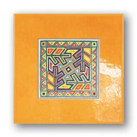 Настенный декор Pueblo 12 200x200 / 6,5mm