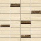 Настенная мозаика Moringa beige  298 x 298 mm
