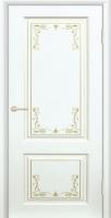 Дверь межкомнатная эмаль Классика 2 ДГ