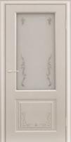 Дверь межкомнатная  эмаль Классика 2 ДО