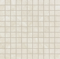 Настенная мозаика Obsydian white 298x298 / 10mm
