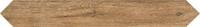 Напольный бордюр Duo wood 524 x 74 mm