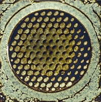 Настенный декор Shapes Marine Mix 200 x 200 mm