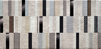 Декор настенный Visage mosaic 448 x 223 mm