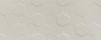 Настенная плитка Elementary dust hex STR 748x298 / 10mm