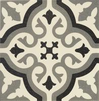 Универсальная плитка Centro Florentine white 200 x 200 mm