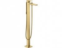 Смеситель Hansgrohe Metropol 32532990 для ванны, золото