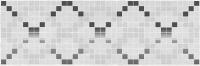 Вставка дек. 20*60 Мармара Паттерн серый 17-03-06-616-0 (5 шт), Ceramica Classic