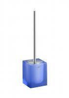Держатель для туалетной щетки синий Roca Ice, A816863013