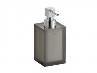 Дозатор для мыла черный Roca Ice, A816861012