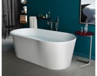 Каменная отдельностоящая ванна Roca Raina 159x79 A248466000