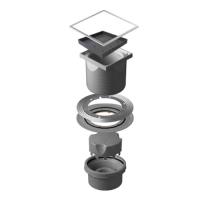 Точечный трап Pestan Confluo Standard Vertical Ceramic, 13000099
