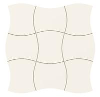 Настенная мозаика Royal Place white 293x293 / 10mm