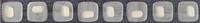Настенный бордюр Modern Square 2 448x52 / 8mm