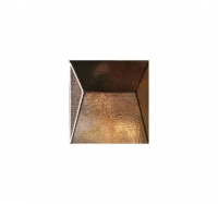 Настенный декор Code copper 125 x 125 mm