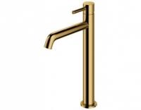 Смеситель Omnires Y Y1212Gl для раковины высокий, золото