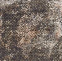 Настенная плитка Mandala Black 200 x 200 mm