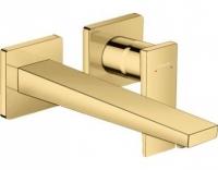 Смеситель Hansgrohe Metropol 32526990 для раковины, золото