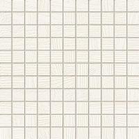 Настенная мозаика Timbre white 298x298 / 10mm