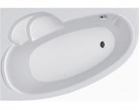 Акриловая ванна ALBA SPA Katrina 170х110 угловая, левая