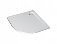 Акриловый асимметричный душевой поддон 100X80 см, правая версия Ideal Standard ULTRAFLAT K240601