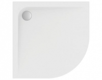 Акриловый сегментный душевой поддон 100X100 см Ideal Standard ULTRAFLAT K517701