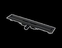 Душевой лоток AlcaPlast APZ101 650 с опорами, черный
