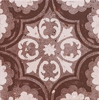 Универсальный декор Serena Purple Mix 200 x 200 mm