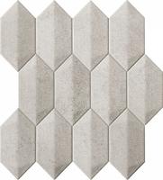 Настенная мозаика Dover graphite 291 x 265 mm