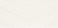 Настенная плитка Karelia white arrow STR 223x448 mm