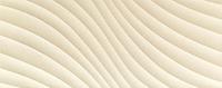 Настенная плитка Elementary ivory wave STR 748x298 / 10mm