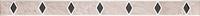 Настенный бордюр Jant grey 608 x 48 mm
