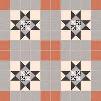 Напольная плитка Salisbury 450x450 (225x225) mm