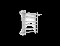Полотенцесушитель ZorG Tiida Plus с полочкой 500/600 L500 левый